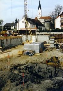 Bild 1: Entdeckung der Wassermühle in Dasing