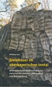 Broschüre Steinhauer im oberbayerischen Inntal