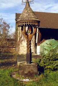 Darglstein im Weiler Pinswang / Neubeuern