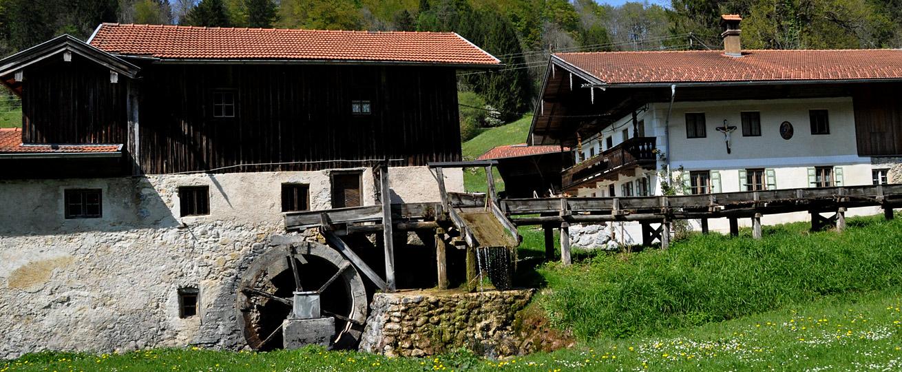Mühle im Mühltal Nußdorf