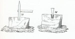Steinspaltung